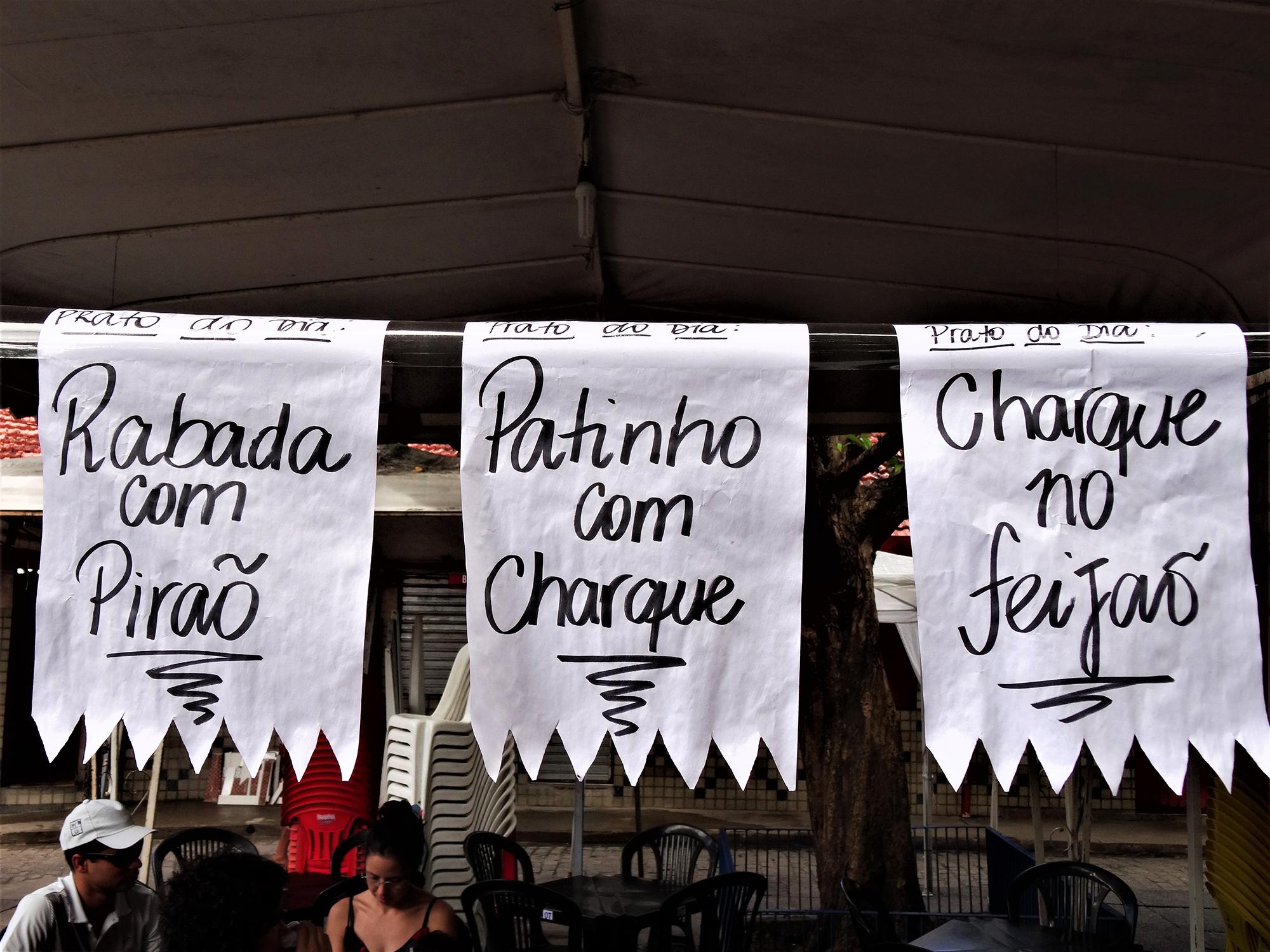 Comer o Recife
