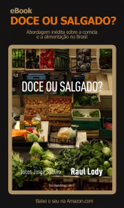 eBook Doce ou Salgado?