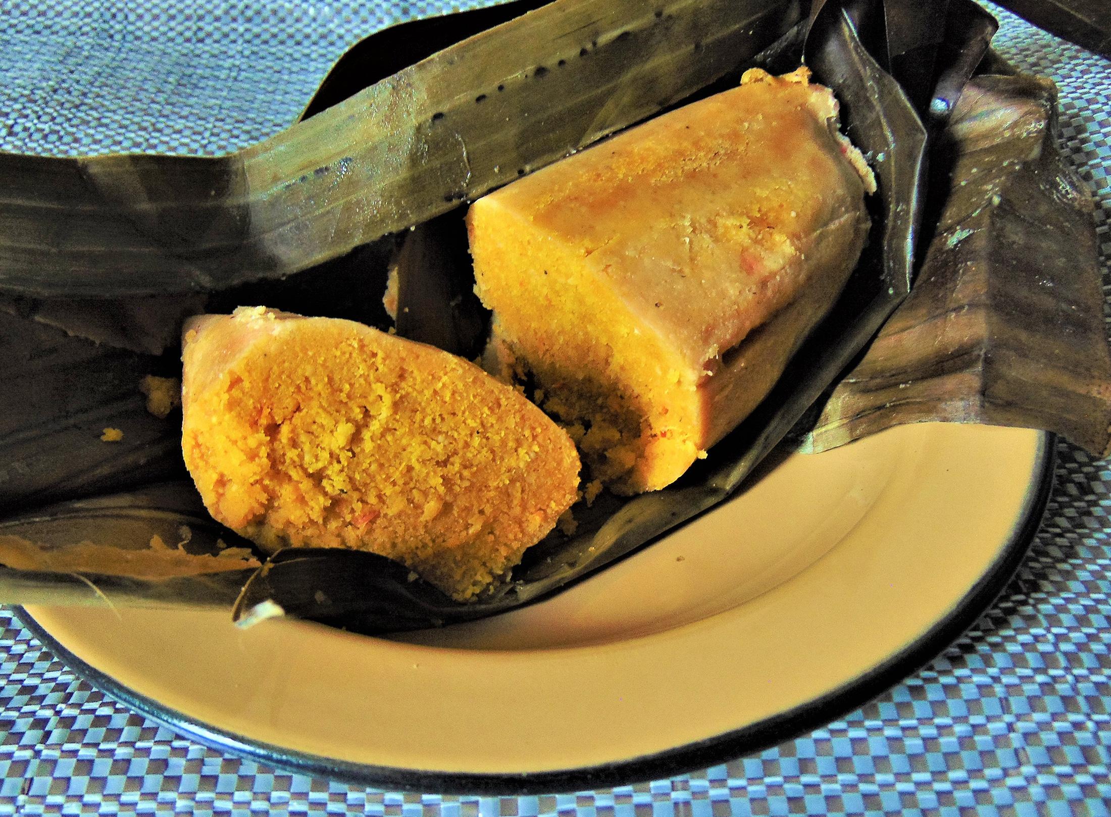 Moin-moin: uma comida nigeriana ancestral do abará