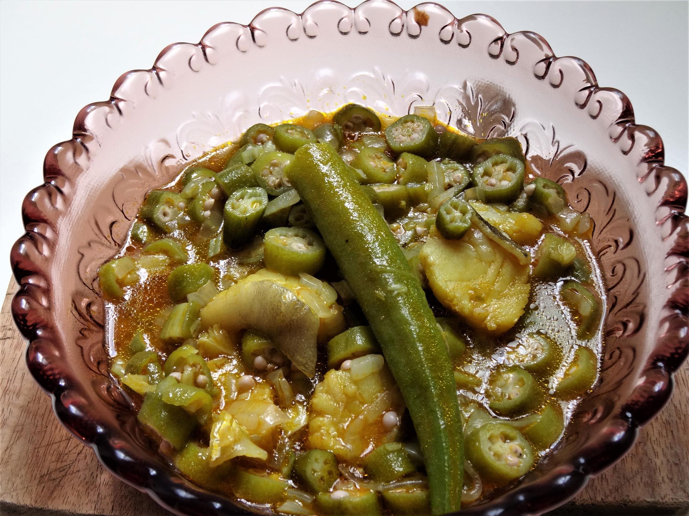 Okra Soup: o ancestral nigeriano do caruru e do amalá da Bahia